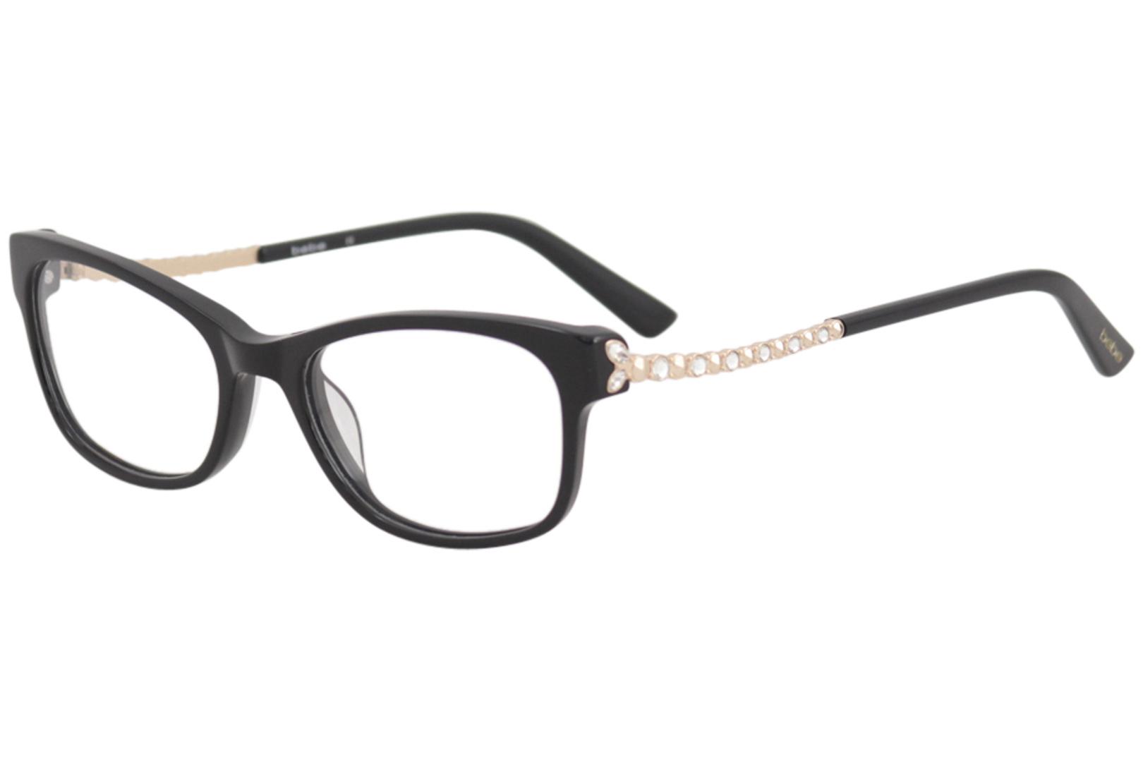 1a29e76875 Bebe Talk Of The Town Eyeglasses BB5130 BB 5130 001 Jet Optical ...