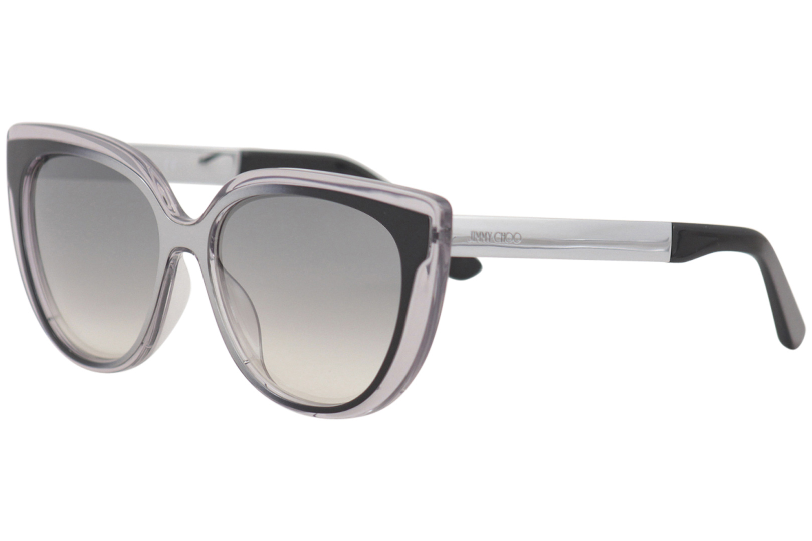 b494025c6ae Jimmy Choo Women s Cindy S 1M0IC Grey Fashion Square Sunglasses 57mm ...