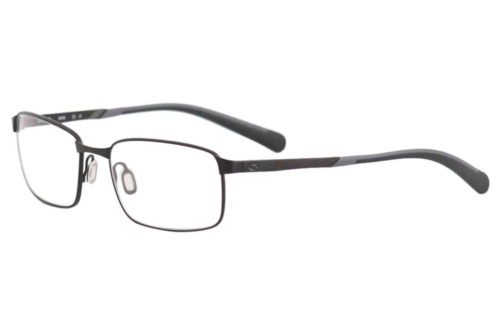a3f32c40e1 Costa Del Mar Eyeglasses Bimini BRD211 BRD 211 101 Black Optical ...
