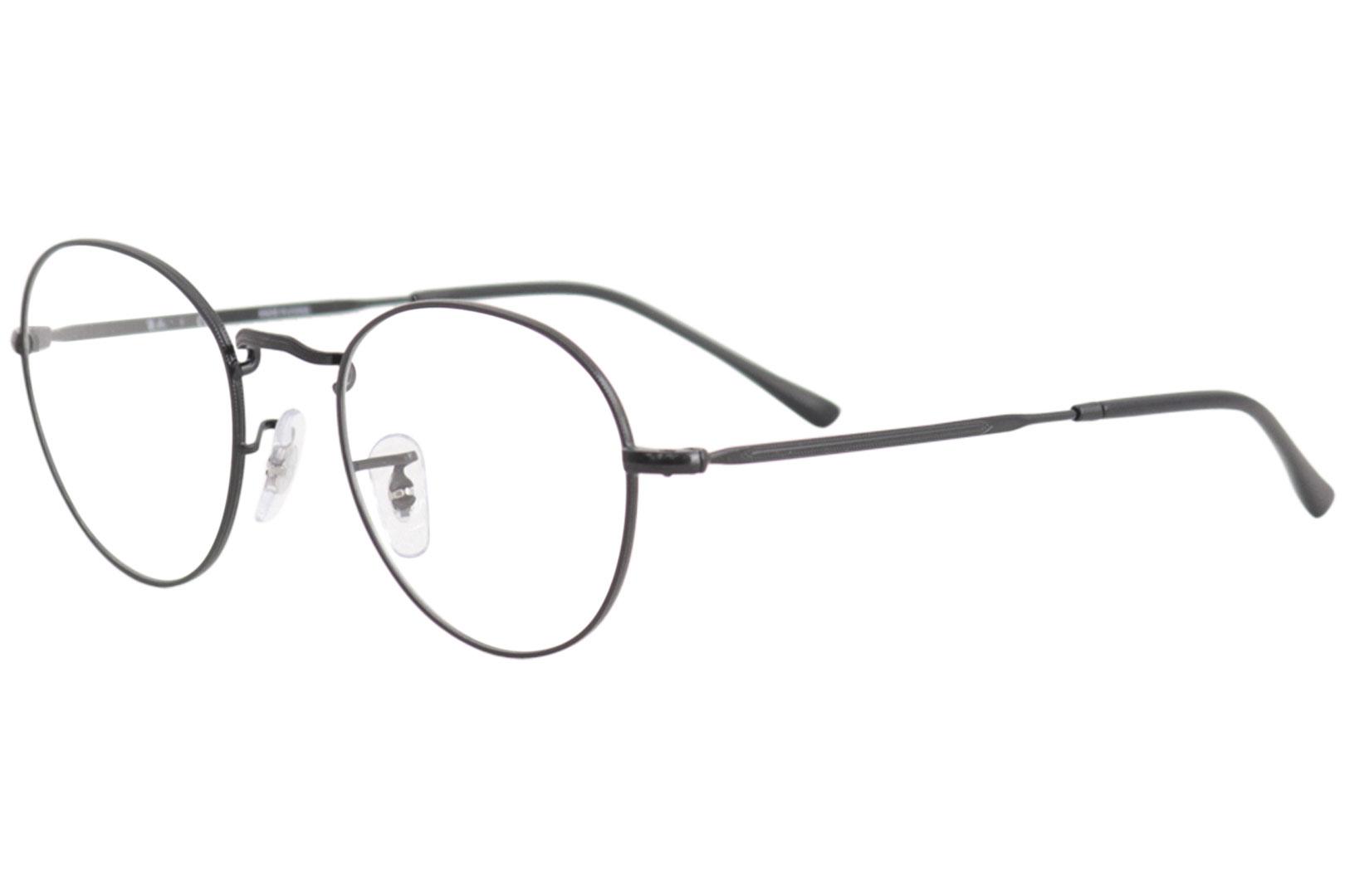 12f73ed1ea Ray Ban Eyeglasses RB3582V RX 3582 V 2760 Black RayBan Optical Frame ...