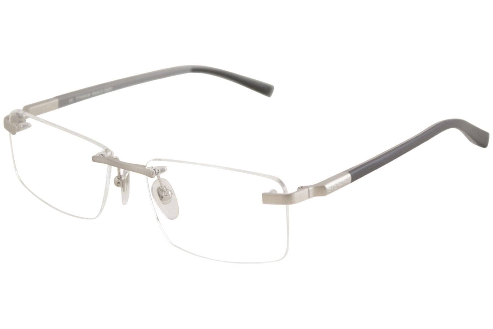 3f39b2c74c Chopard Eyeglasses VCHA08 VCHA 08 0589 Shiny Palladium Optical Frame ...