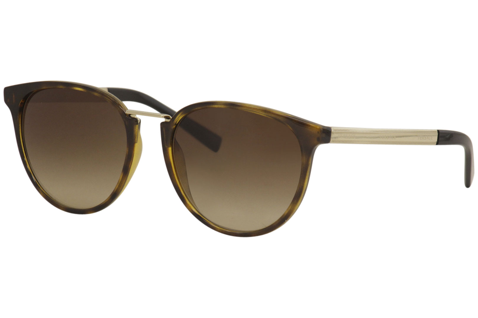 NEW Versace 4366 108//13 Havana 100/% AUTHENTIC