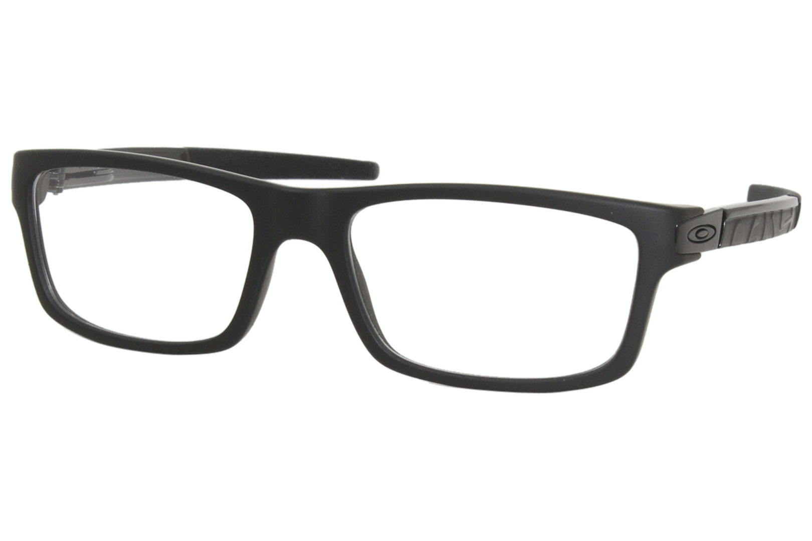 Details about Oakley Currency OX8026 01 Eyeglasses Men's Satin Black Optical Frame 54mm