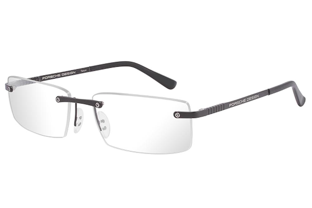 372df116629e Porsche Design Men s Eyeglasses P 8238 P8238 S2 A Matte Black ...
