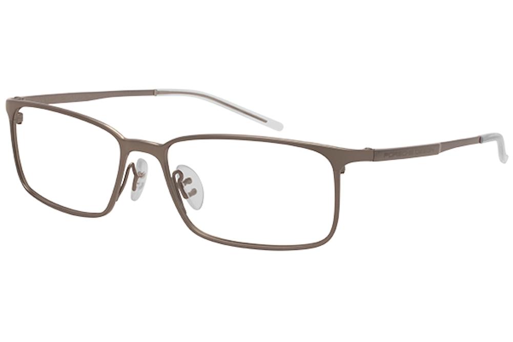 8f8f2ac46a Porsche Design Men s Eyeglasses P 8254 P8254 C Gray Full Rim Optical ...