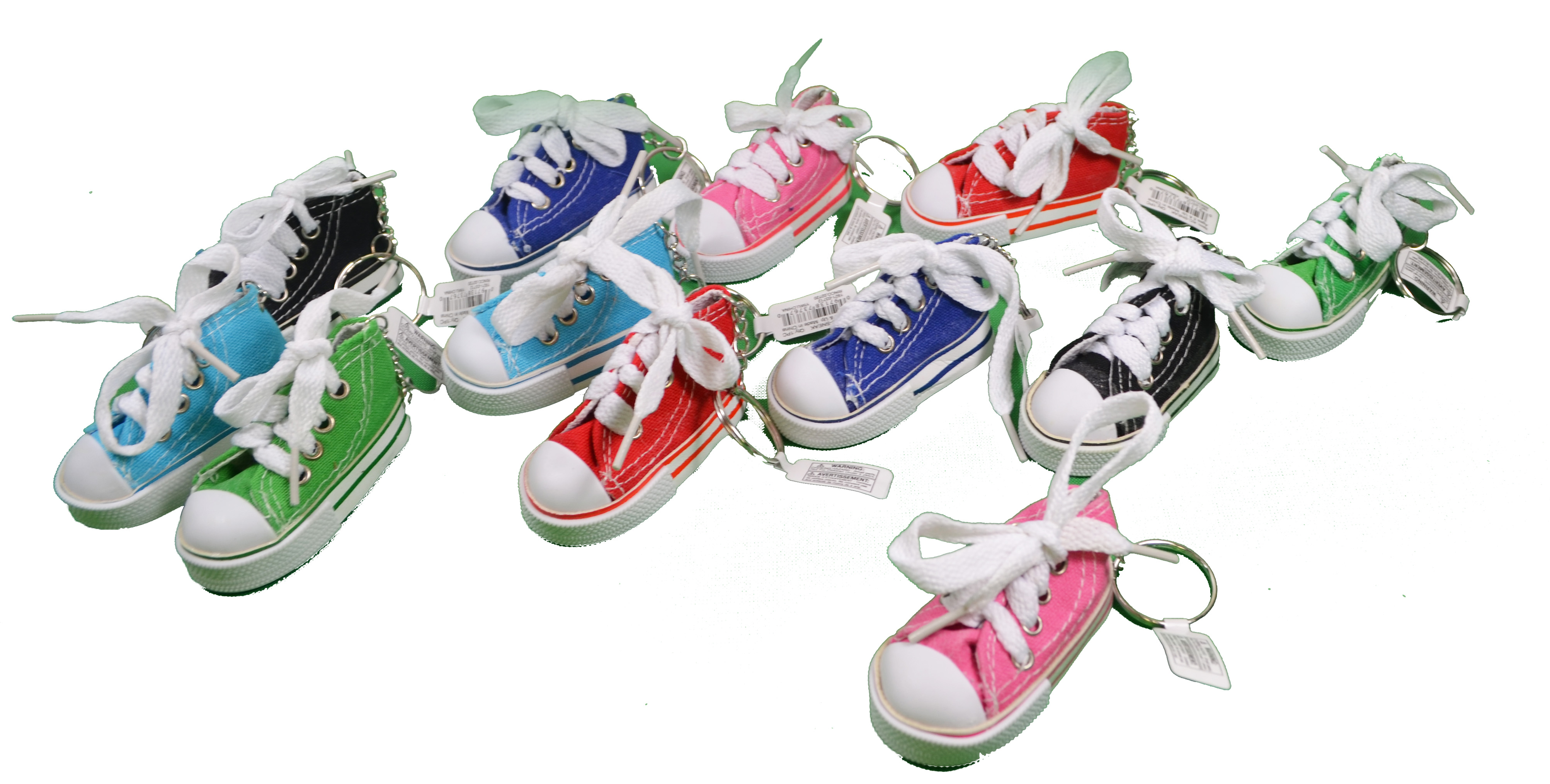 Personalized Baby Shoe Keychain