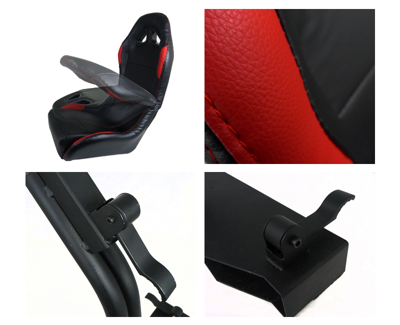 Driving Cockpit Playseat Racing Chair Pro Video Game Seat