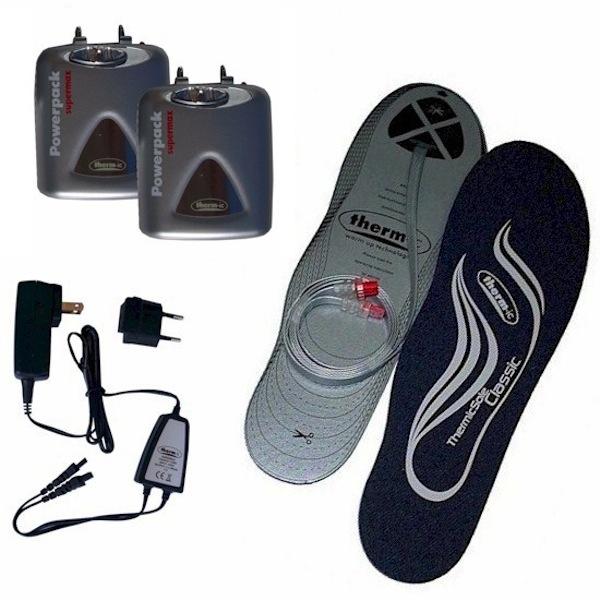 Therm Ic Thermic Supermax Classic Set Ski Amp Snowboard Boot