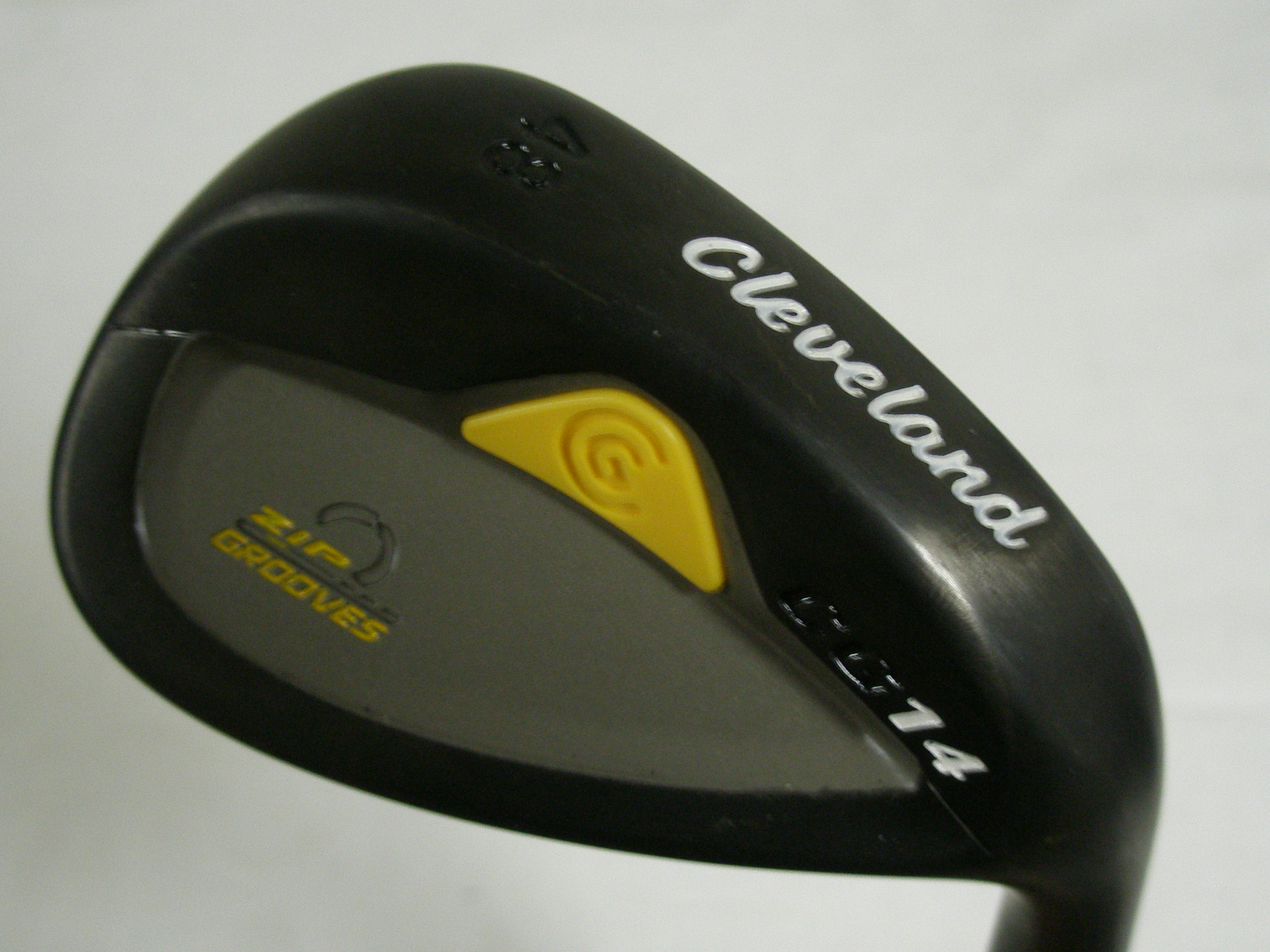 Cleveland Cg14 Black Pearl Pitching Wedge 48 06 Steel