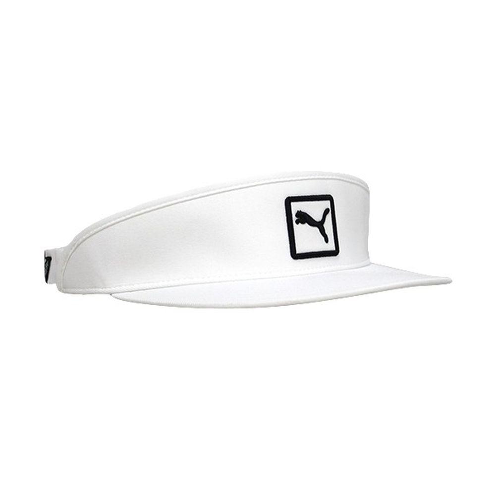 19e44e4b65f Puma Cat Patch Visor Golf Hat