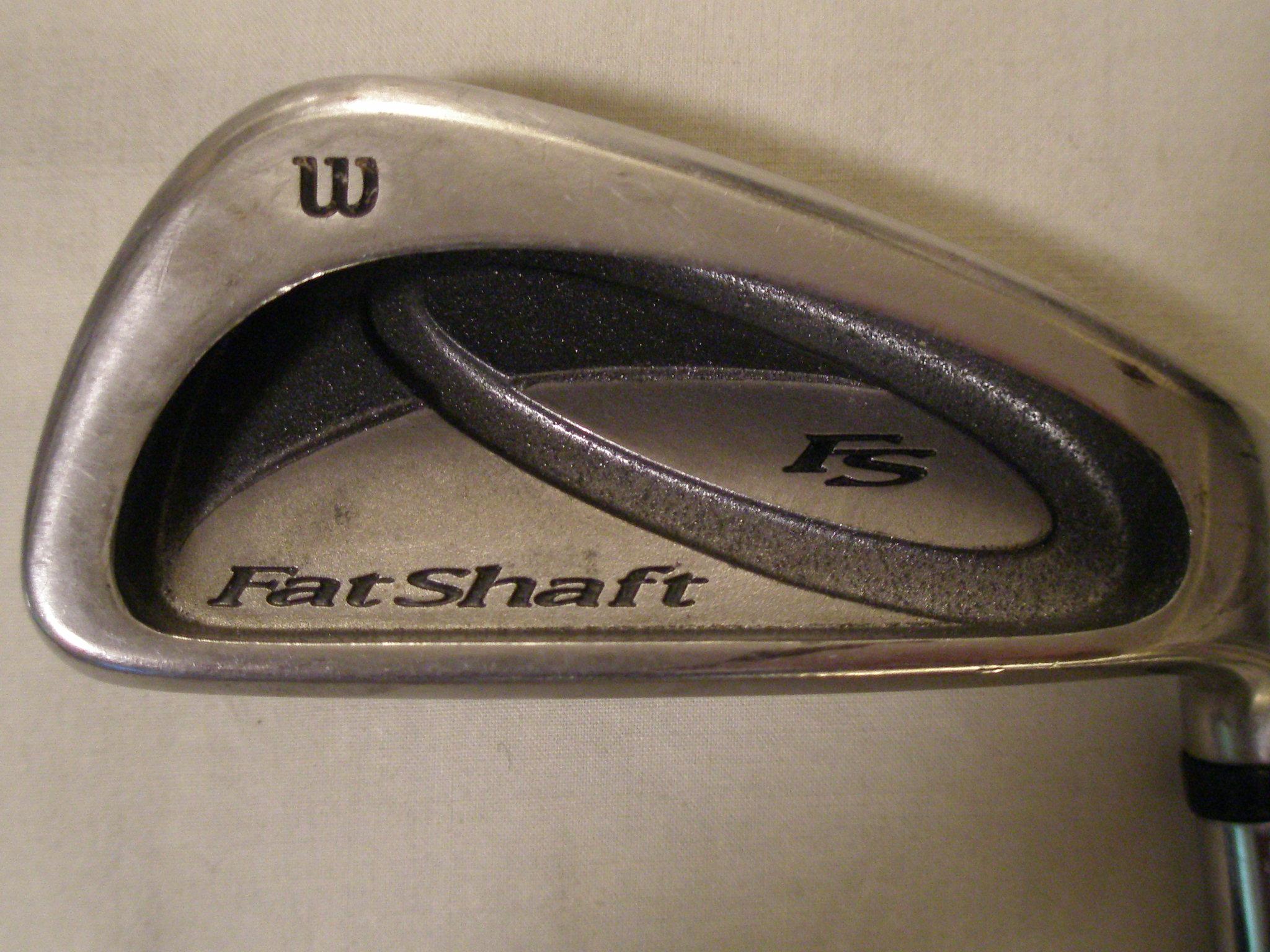 Fat Shaft Irons 52