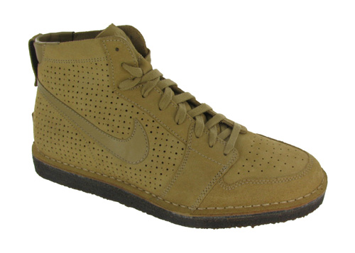 NIKE AIR ROYAL MID SO CREPE SOLE MENS CASUAL SHOES - MENS SIZE 9  0addc3054