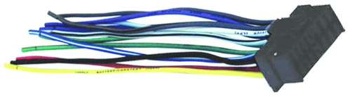 3594446__2 xscorpion pi16002 2002 pioneer 16 pin wiring harness ebay xscorpion wire harness at bakdesigns.co
