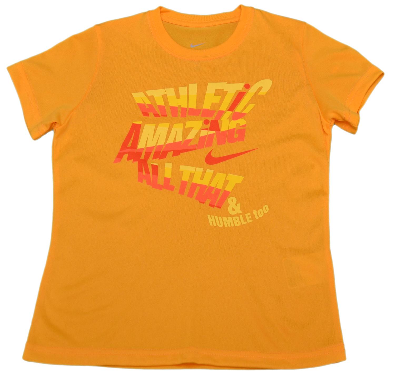 "Nike Big Girls (7-16) DRI-FIT ""Amazing All That & Humble ..."