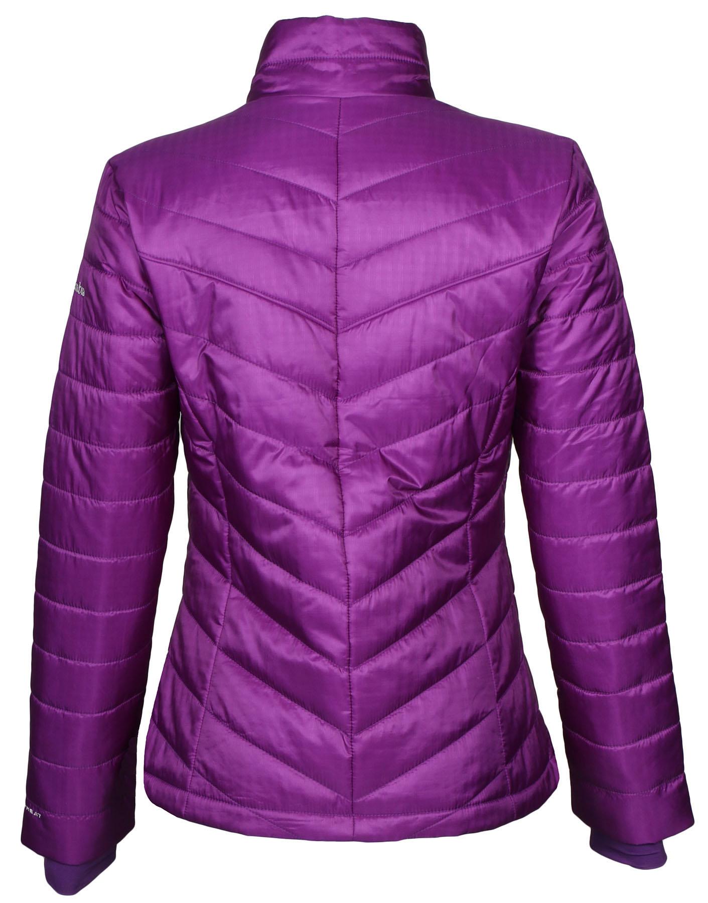 Columbia Rain Jacket Womens