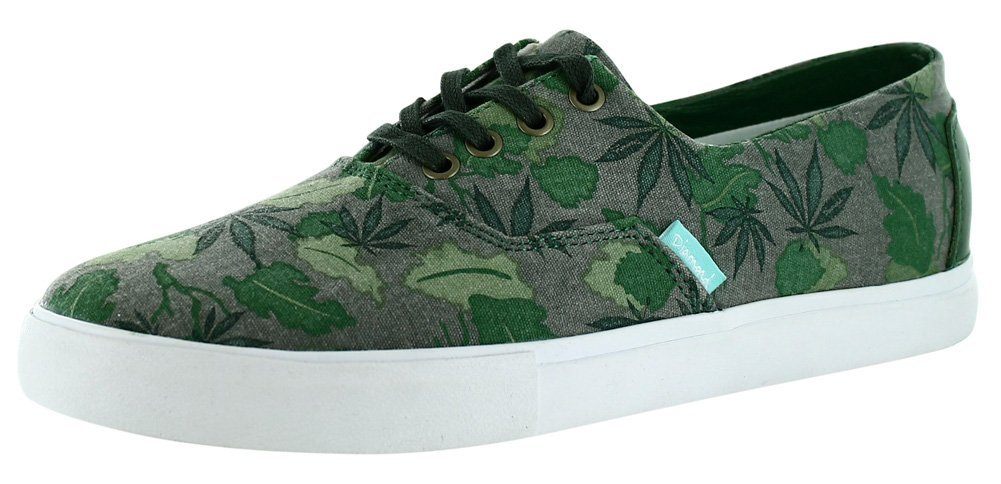 Diamond Supply Co. Men's 420 Cuts Marijuana Shoes - photo#31