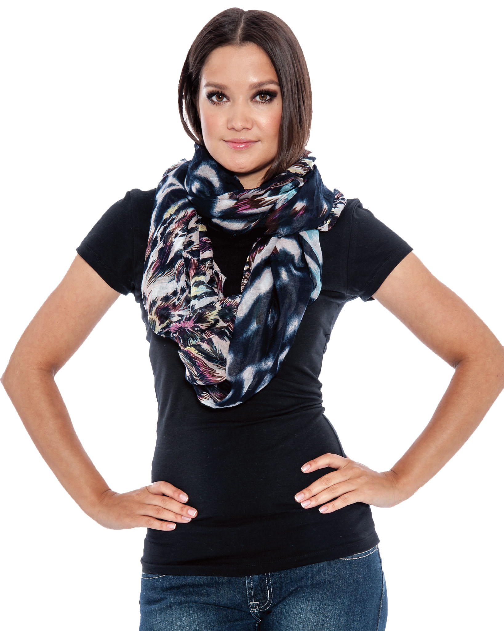trendy a graffiti why snood chic and silk fibra practical infinity scarf scarves choose