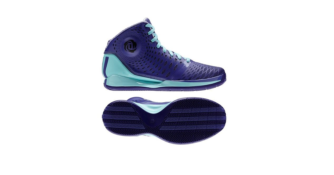 derrick rose shoes for kids - photo #36