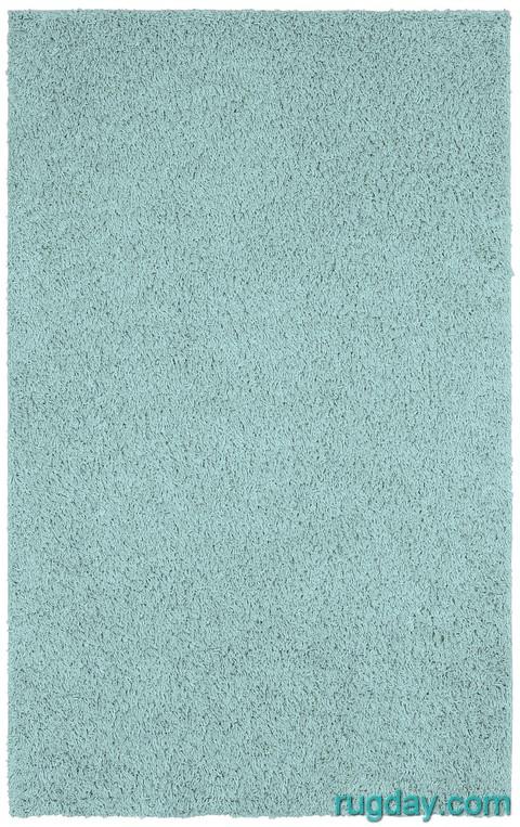 Shag Soft Area Rug Large 8x10 Carpet Light Aqua Blue Ebay