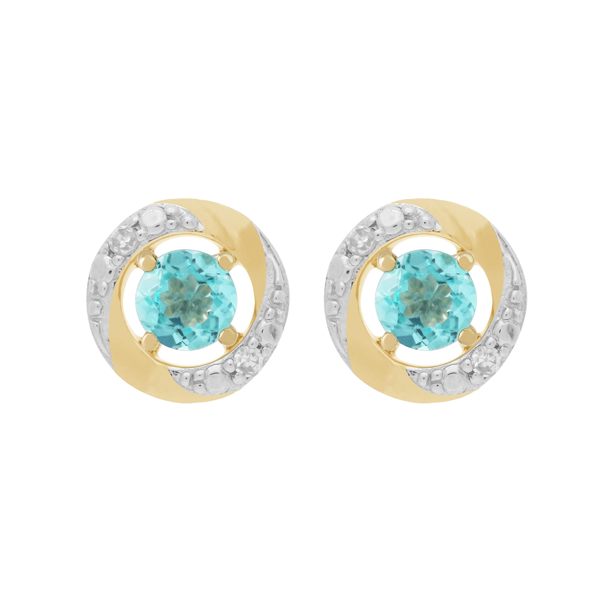 hoop earrings gemstone fullxfull il gold apatite listing