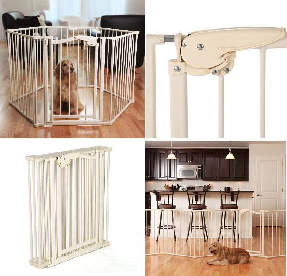 Pet Studio Protect A Pet Dog Puppy Gate Pen