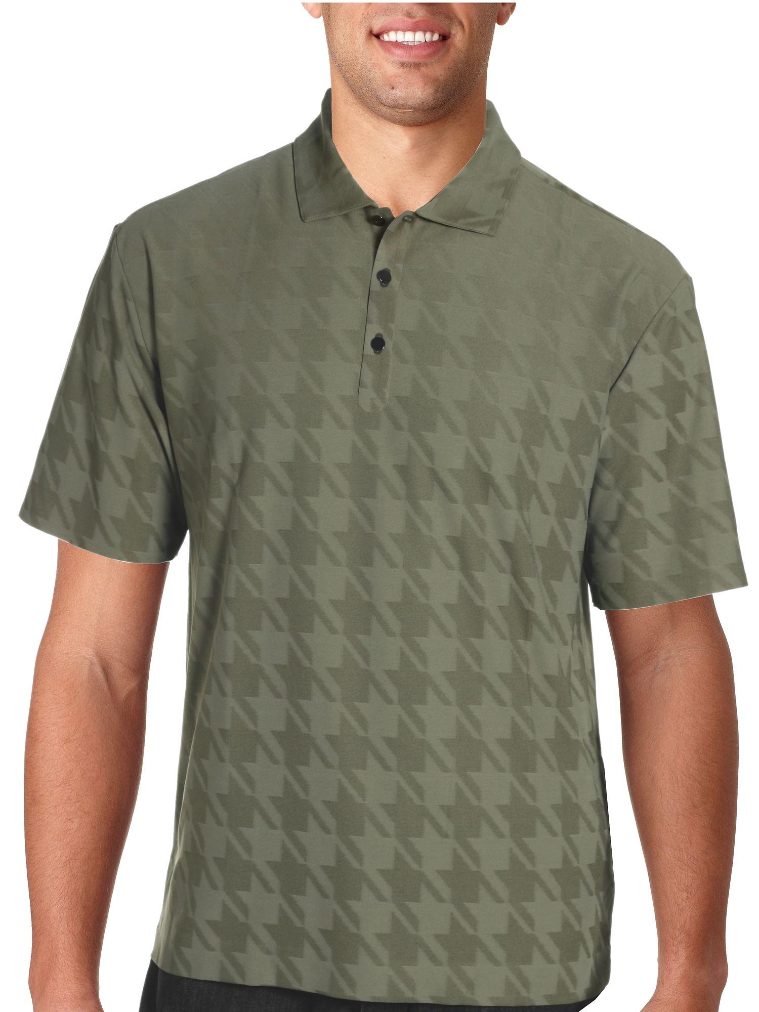 Nike Golf Dri Fit Mens Polo Shirt Sz Xlarge Green 100 336881