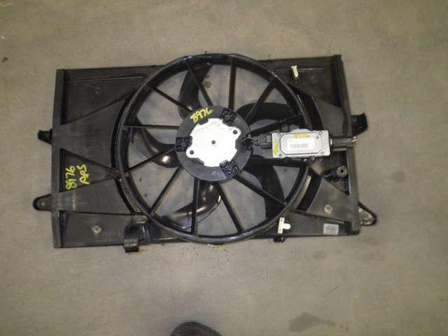 2009 LINCOLN MKS Engine Cooling Fan 75K   eBay