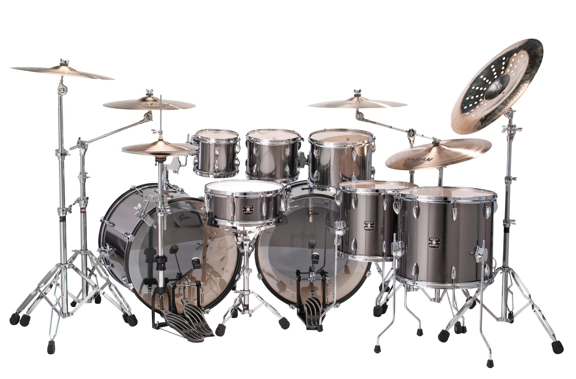 Gretsch Energy Double Bass Drum Ebay