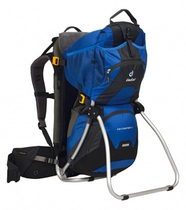 deuter kid comfort ii baby kid carrier backpack storm. Black Bedroom Furniture Sets. Home Design Ideas