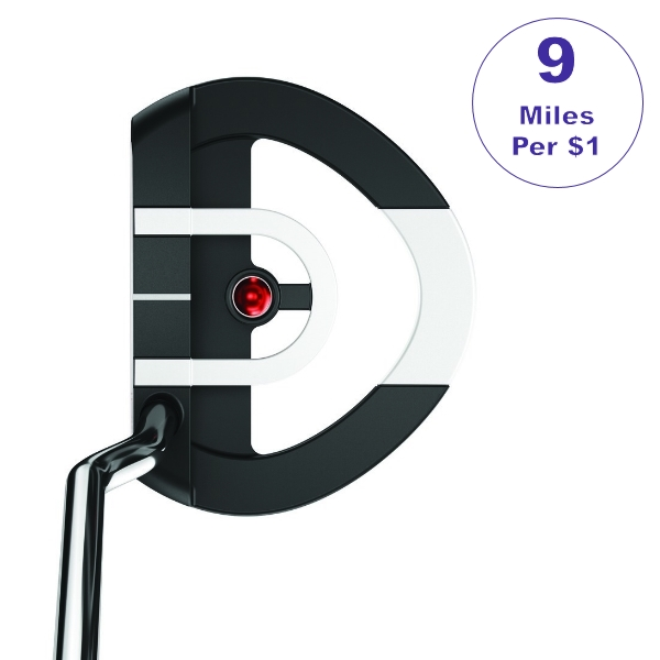 Odyssey Red Ball Putter thumbnail