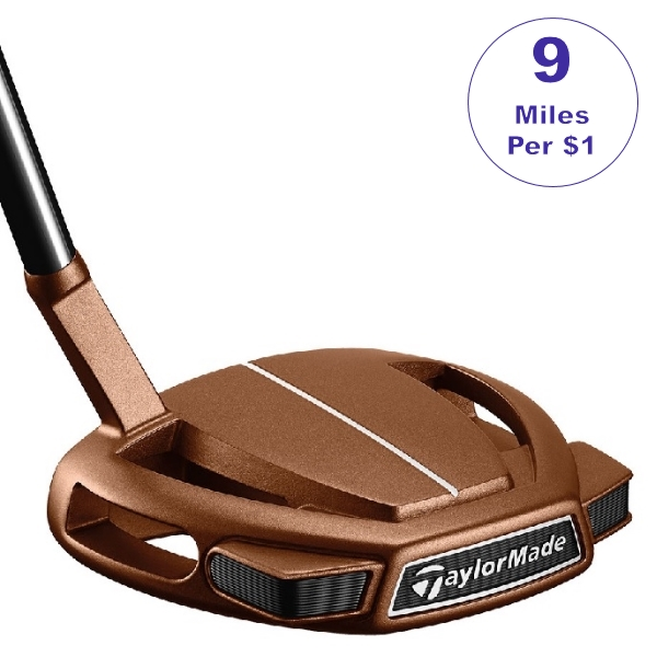 TaylorMade Spider Mini Copper Putter thumbnail