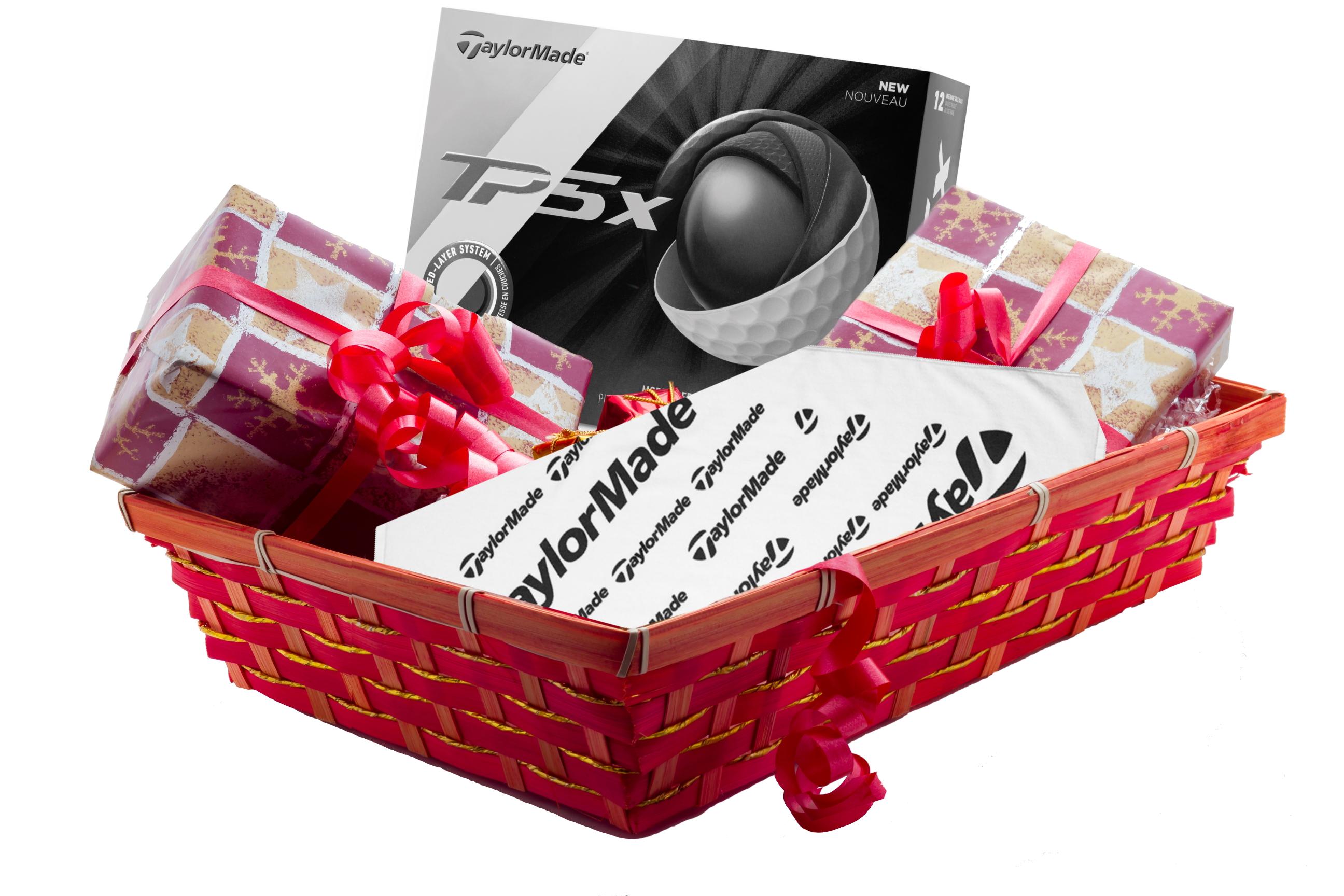 Holiday Gift Bundle - Round of Golf, Dozen Balls, Towel thumbnail