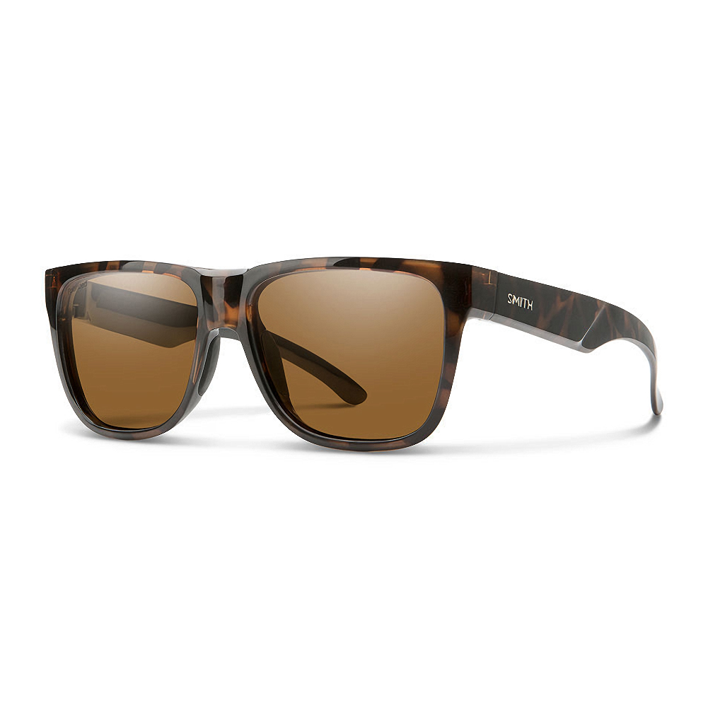5a39db4fbd2 Smith Optics Lowdown 2 Poly Tortoise Polarized Brown 716736066189