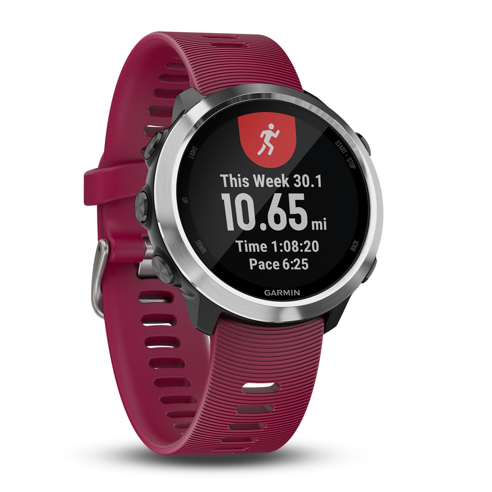 618f5808391 Garmin Forerunner 645 Music GPS Watch Cerise 753759185121