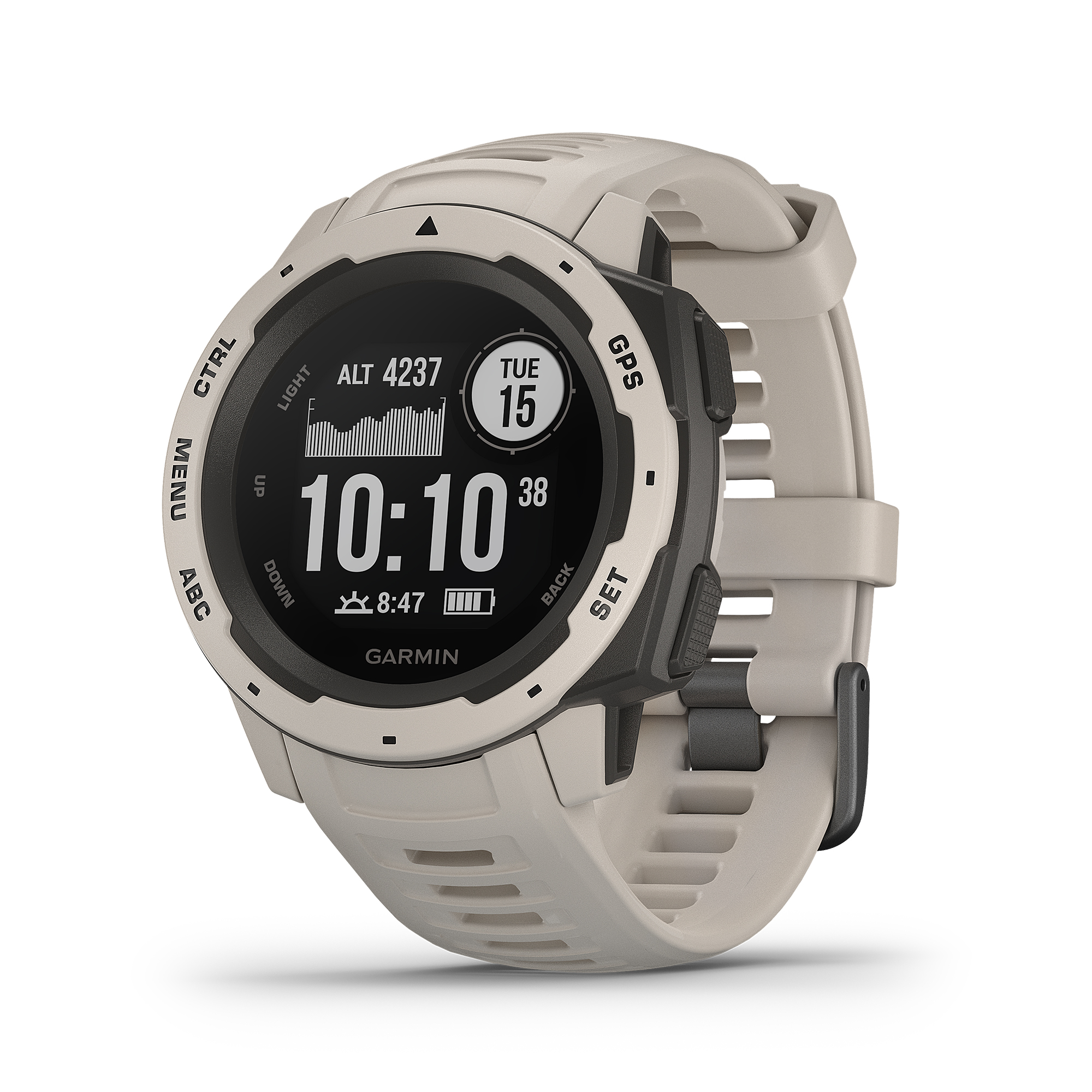 Garmin Instinct Tundra Outdoor GPS Watch
