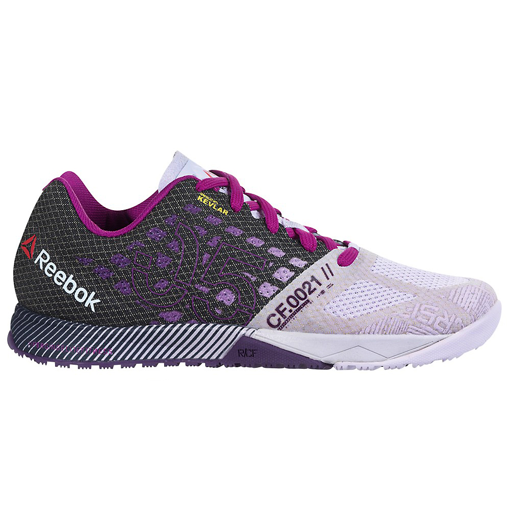 Purple Purple Lilac Purple Reebok Crossfit Womens Shoe