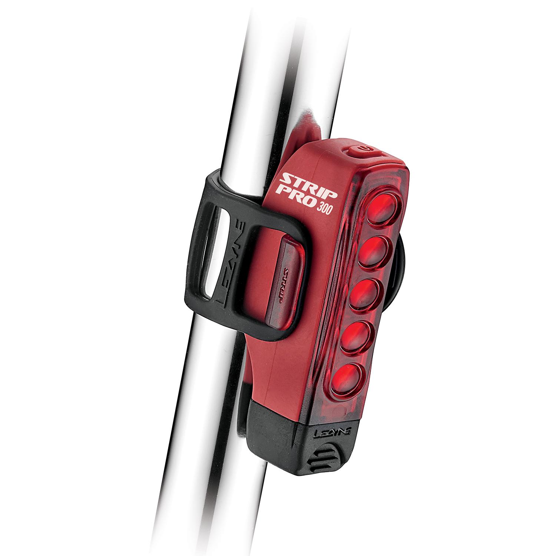 lezyne strip drive pro 300  Lezyne Strip Drive Pro 300Lm Rear Cycling Light Red 4712805989737   eBay