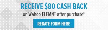 Wahoo ELEMNT Rebate