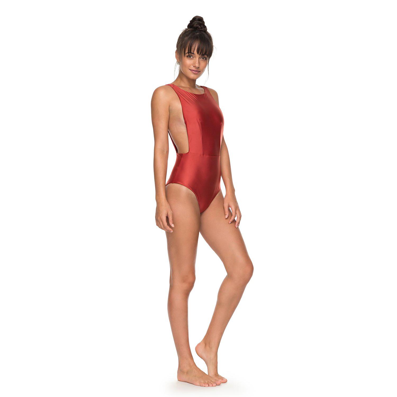 73405cf7bde Roxy Women's Softly Love One Piece Tandoori | eBay