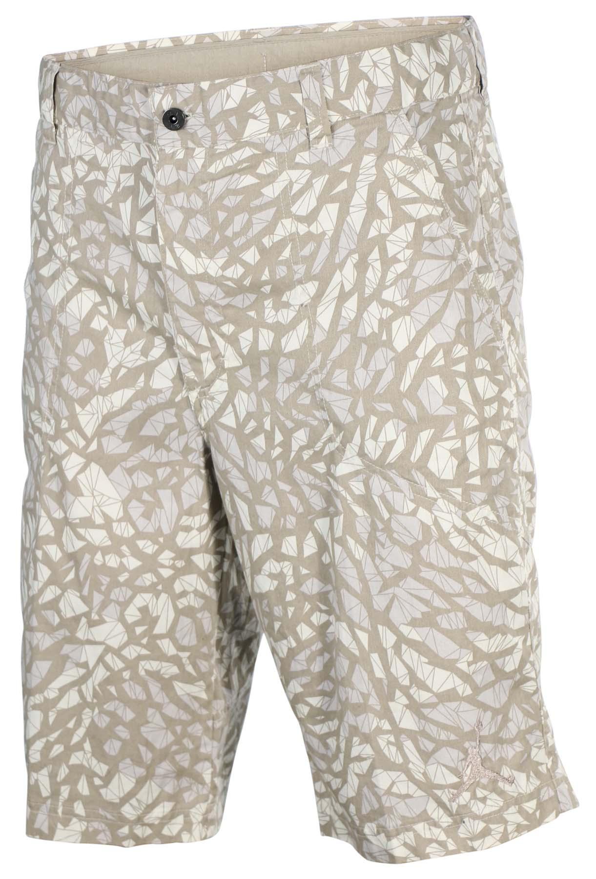Jordan Men's Nike Fragmented Camo Jumpman Cargo Shorts | eBay