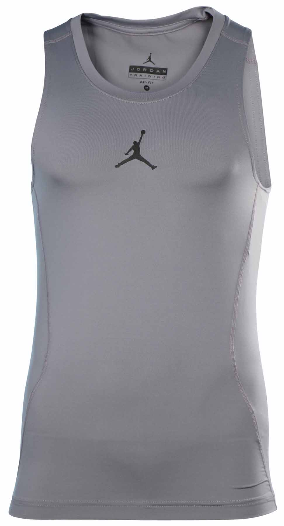 Jordan Men s Dri-Fit Nike AJ All Season Compression Tank Top  2eb5163b84727