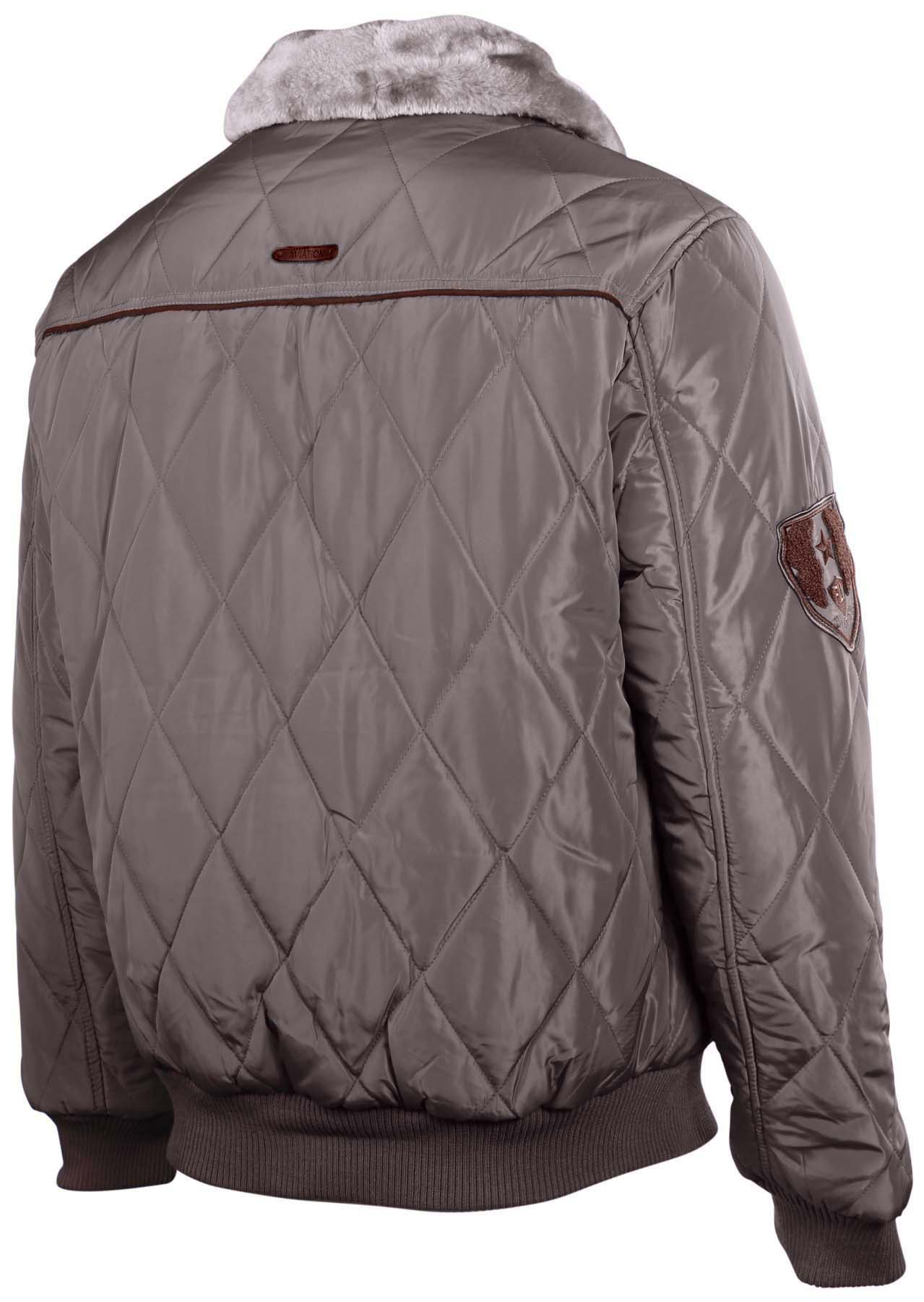 jacket p quilted ae arms larger the streamlined s faux women quilt levi asymmetrical levis most cognac leather image with motorcycle