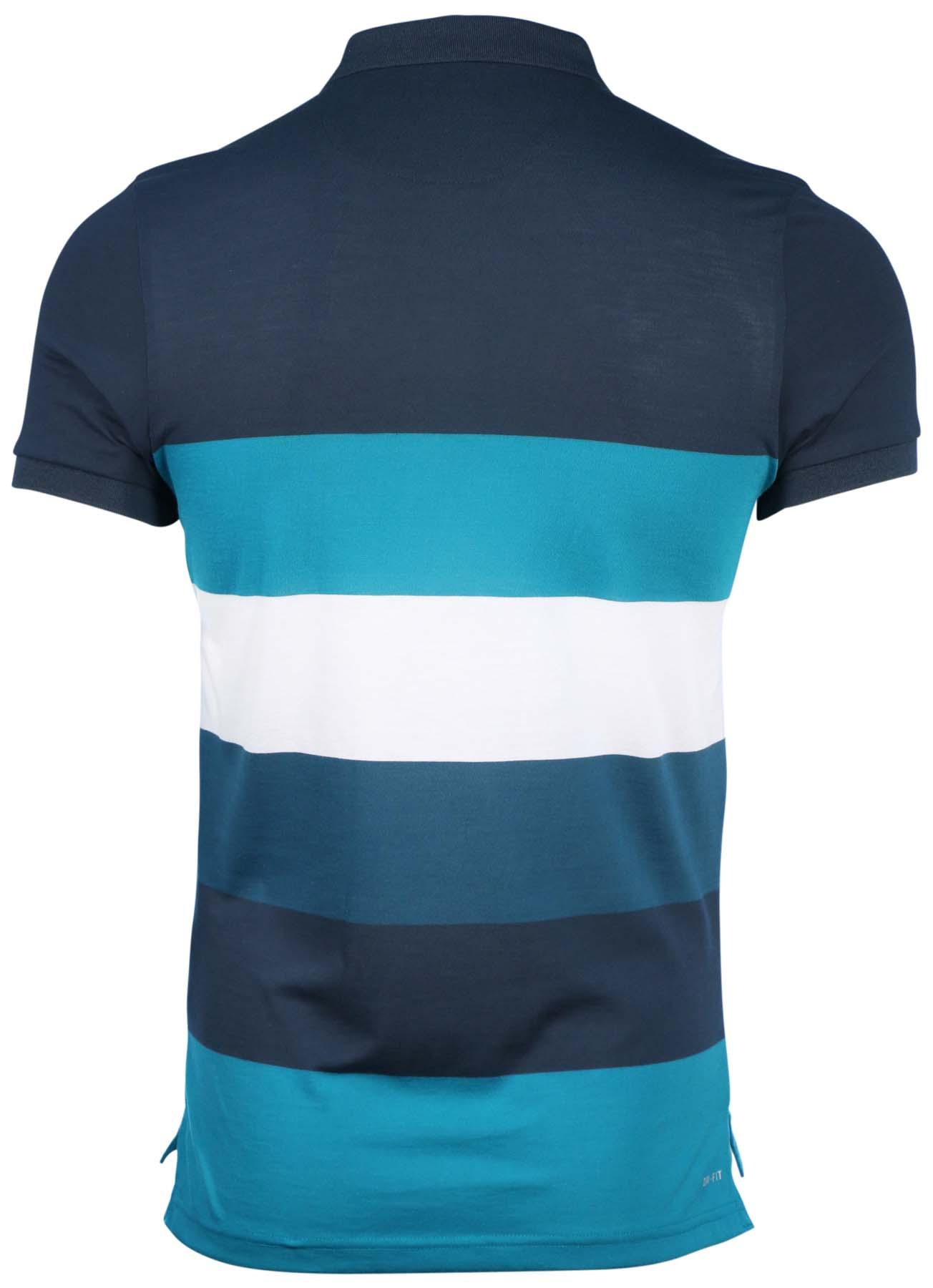 Nike Masculino Dri-Fit vantagem Camisa Polo Tênis legal  15f177c1a6e1b