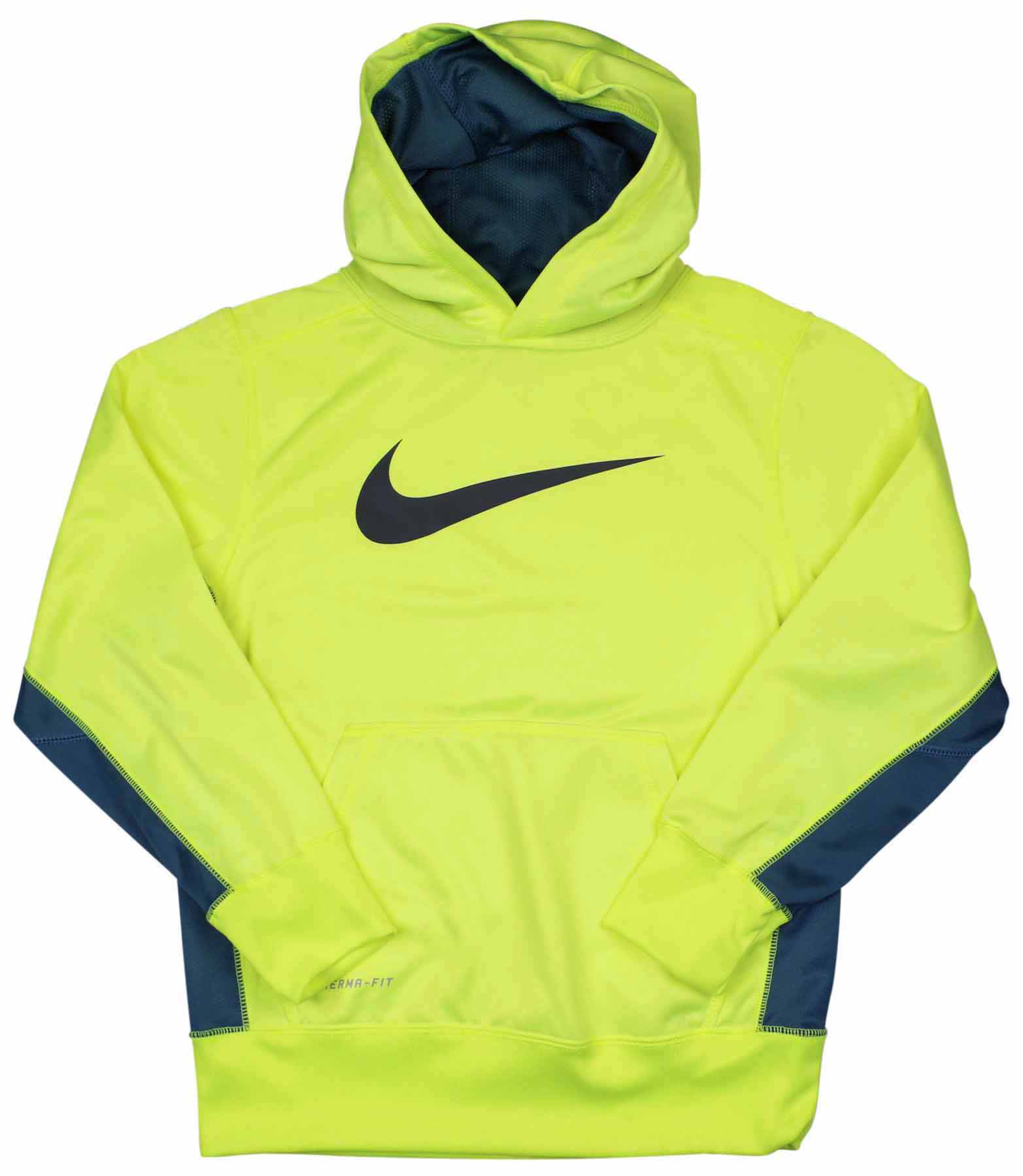 Nike Big Boys' (8-20) Therma-Fit Knockout Pullover Hoodie ...