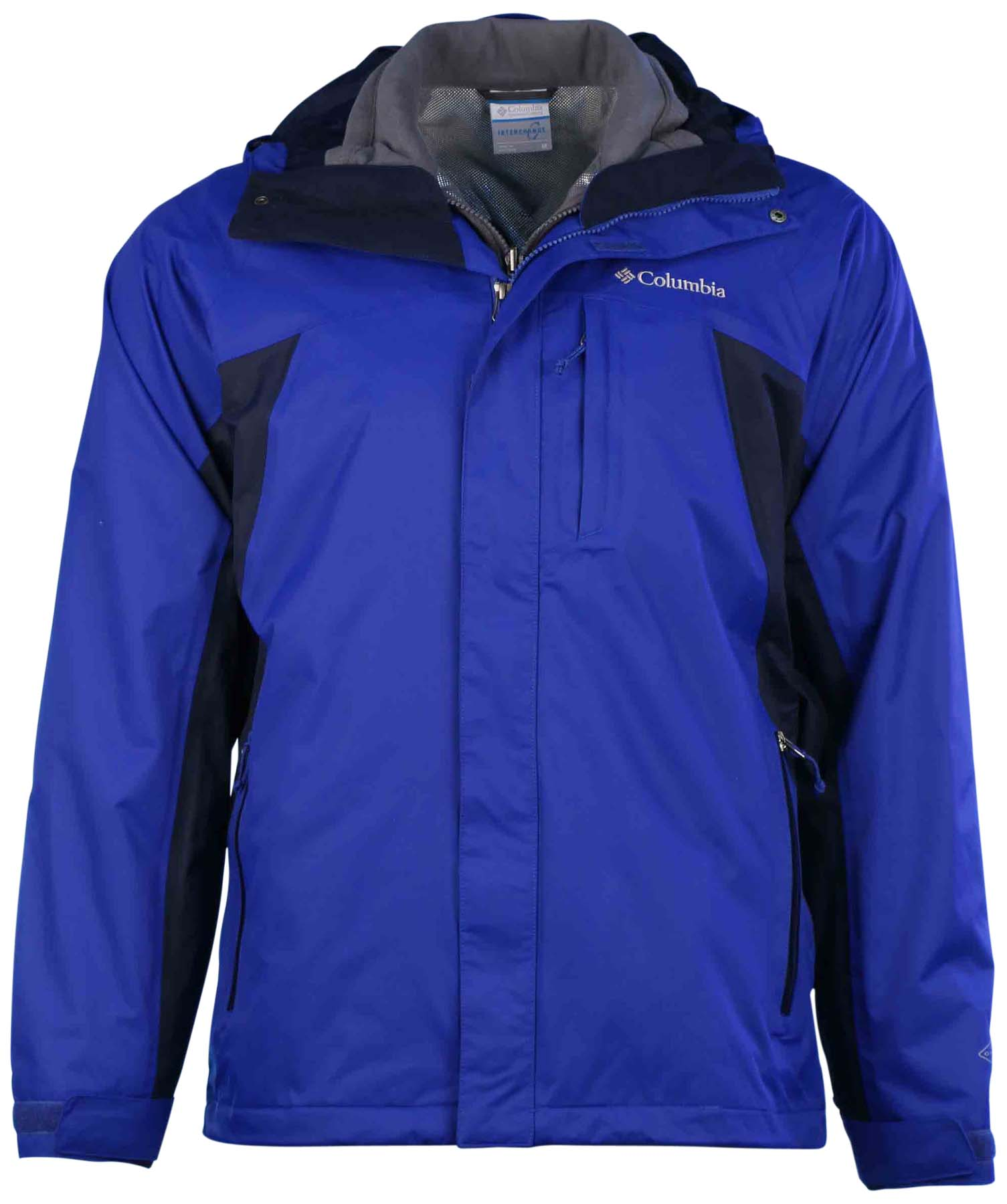 Columbia Men's Winter Park Pass Interchange Jacket | eBay