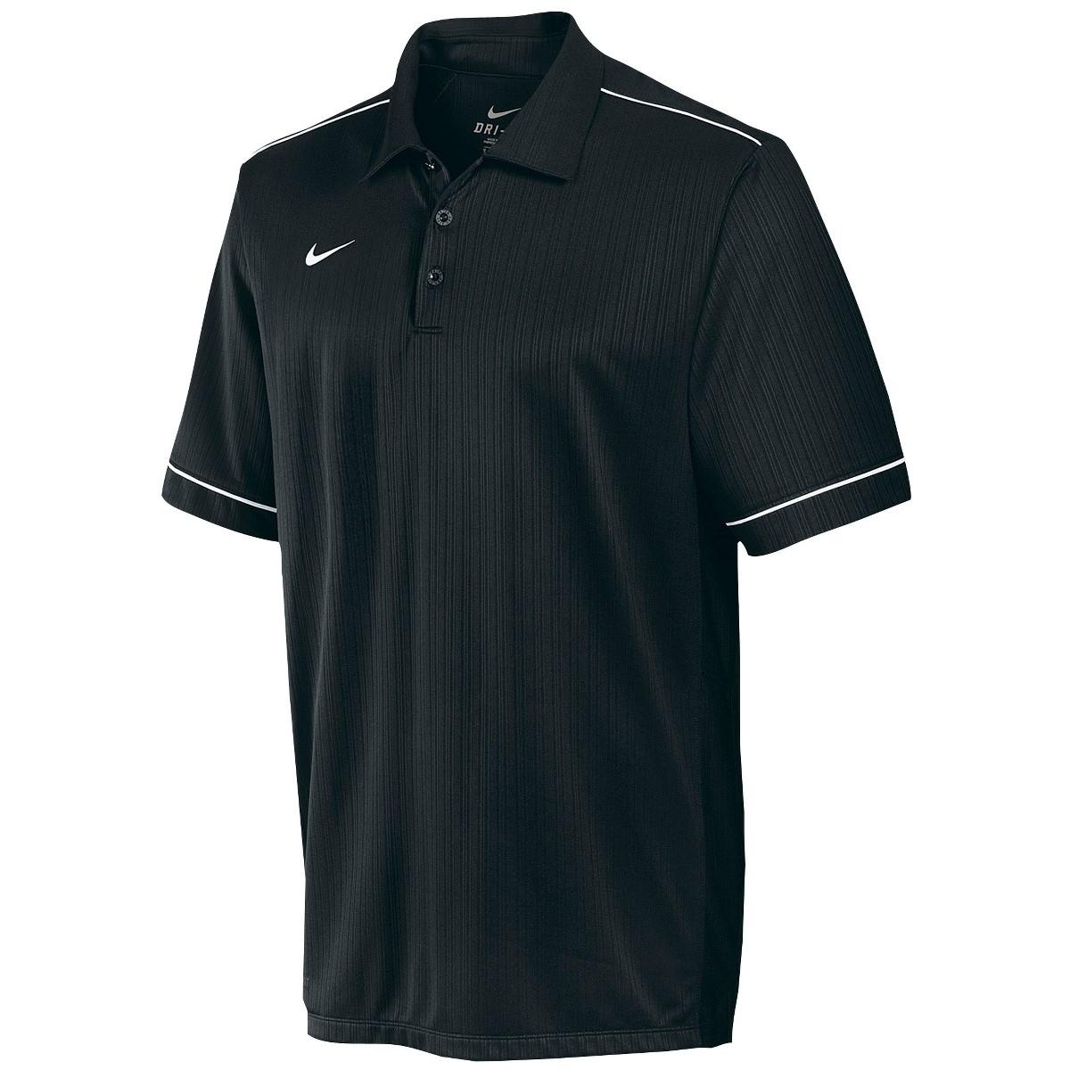 Nike Men's Play Action Pass Dri-Fit Golf Polo Shirt | eBay
