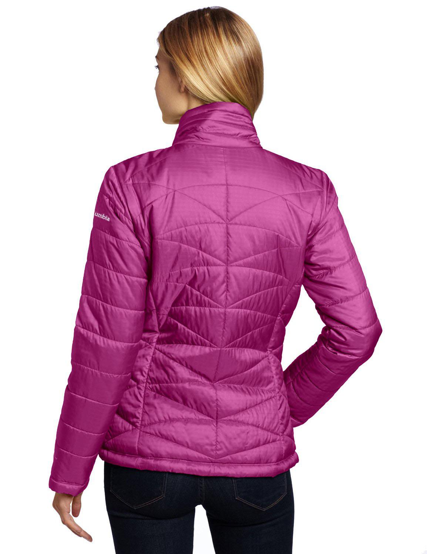0ef5f4a7e62b Columbia Women s Morning Light Insulated Omni-Heat Jacket