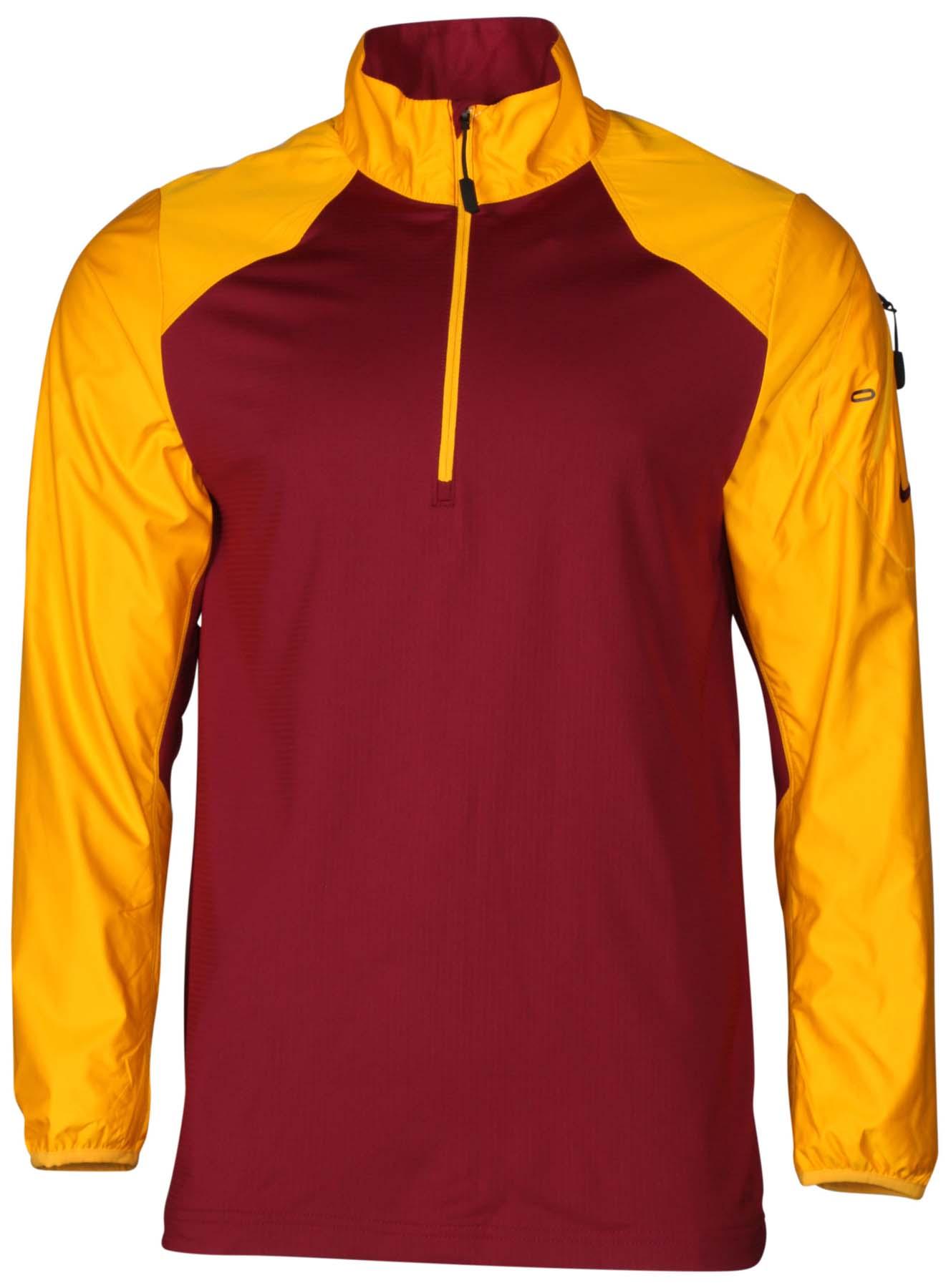 45ef3ae5 Nike Dri Fit Mock Neck Mens Golf Shirt