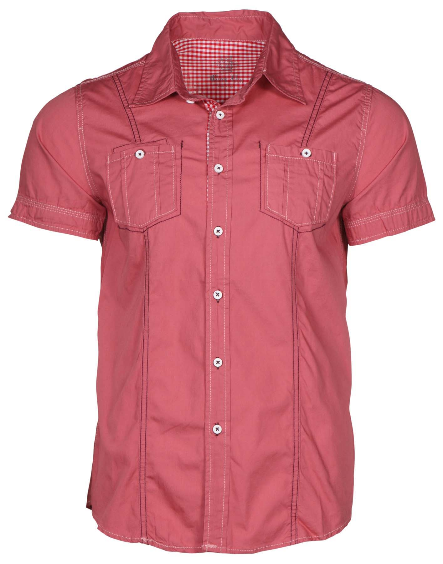 Circle One Men's Short Sleeve Casual Button Down Shirt | eBay