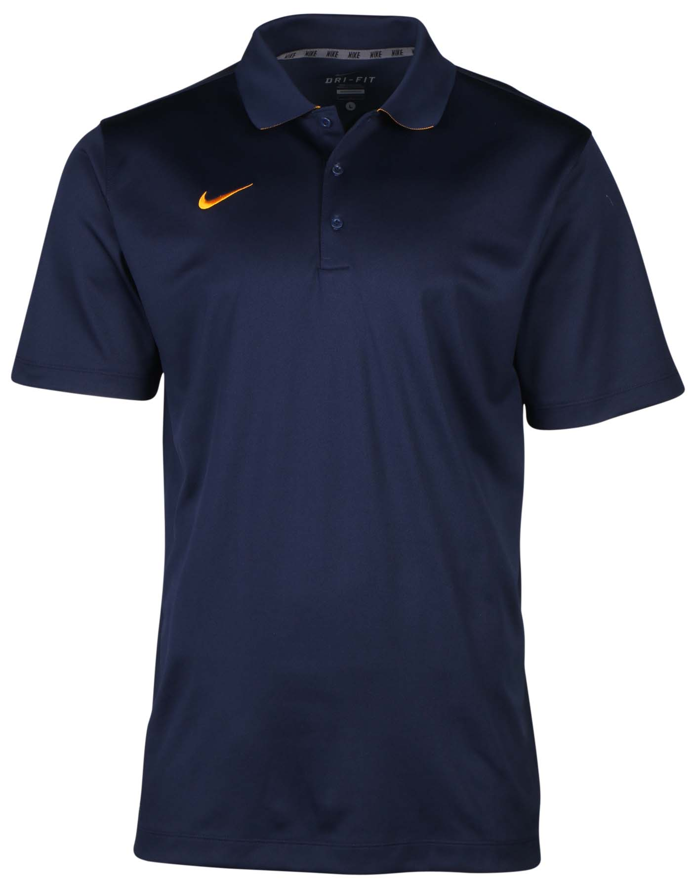 Nike Men's Dri-Fit Football Polo Shirt | eBay